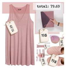 """Dresses under $100"" by sofiaputina ❤ liked on Polyvore featuring Forever 21 and dressunder100"
