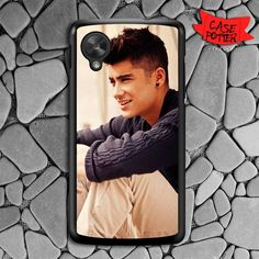 Hipster Zayn Malik Nexus 5 Black Case