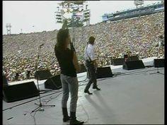Bryan Adams From Live Aid in Philadelphia