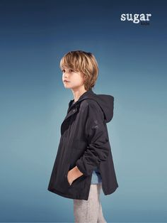 Noahn from Sugar Kids for Massimo Dutti.
