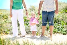 Sunshine Coast Family Portraits by Karen Buckle Photography, Beach Portraits