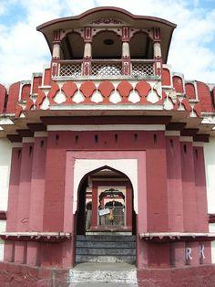 Parvati Hill Temple - Pune - Maharashtra - India.