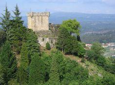 Castillo de Sobroso, Mondariz  Pontevedra