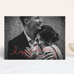 Send your season's greetings with Minted's personalizable and eco-friendly holiday postcards. This and has been designed for you by Phrosne Ras Design All Holidays, Christmas Holidays, Christmas Decorations, Christmas Photo Cards, Holiday Cards, Holiday Postcards, Stationery, Handwriting, Seasons