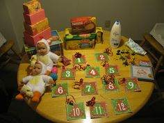 Twelve Days of Christmas Gift Giving Ideas for a family. Be someone's secret santa this year! - whatsupfagans.com