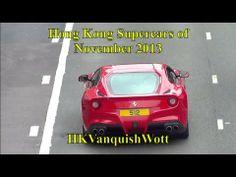 Vídeo: Hong Kong y sus superdeportivos - http://www.motoradictos.com/otros/videos/video-hong-kong-y-sus-superdeportivos ferrari f12berlinetta, Pagani Huayra