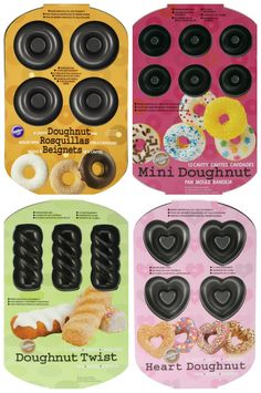 Donut Day: Guide to Free Donuts & the Best Make Your Own Recipes   Plus our favorite donut pans!