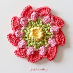 133 Beste Afbeeldingen Van Bloemen Haken Crochet Flowers Crochet