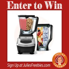 """Facebook Twitter PinterestHere is an offer where you can enter to win the SunChips at Aramark. You can also enter by texting """"SUNCHIPS"""" to 67076. PRIZES – (20) Grand Prizes – Ninja Magic Kitchen Blender BL770. ENTRY – Daily Entry. ENDING – November 30, 2016. ENTER HERE"""