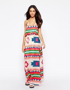 Meghan Fabulous Tara Maxi Dress