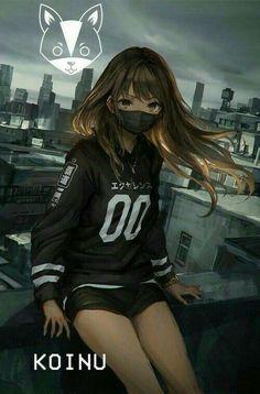 Anime and manga. Cool Anime Girl, Beautiful Anime Girl, Kawaii Anime Girl, Anime Art Girl, Manga Girl, Anime Girls, Anime Girl Dress, Beautiful Life, Anime Neko