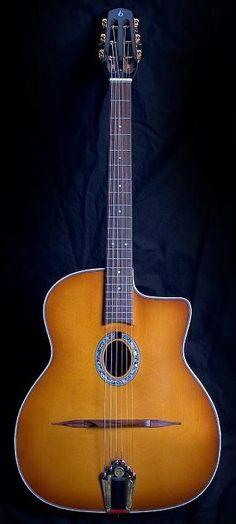 Prochazka Gypsy solo acoustic guitar