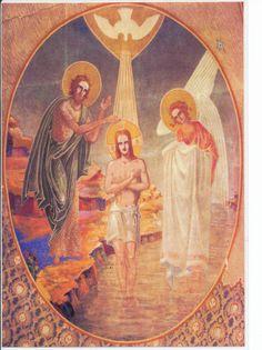 pictura biserica Draganescu - Parintele Arsenie Boca