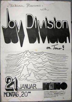 JOY DIVISION poster