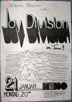 JOY DIVISION poster