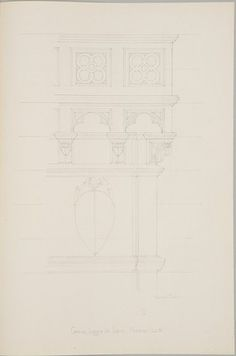 From the Harvard Art Museums' collections Detail of Cornice, Loggia della Signoria or dei Priori, Florence, Italy Harvard Art Museum, Cornice, Florence Italy, Museums, Masters, Contemporary Art, Objects, Collections, Detail