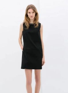 Fashion Black Chiffon Tall Waist Sleeveless Drill Decoration Collar Dress Women A-line Dress http://www.eozy.com/fashion-black-chiffon-tall-waist-sleeveless-drill-decoration-collar-dress-women-a-line-dress.html