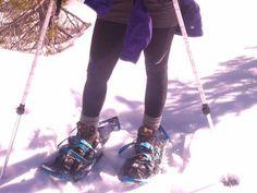 snowshoe x leggings x socks x jacket