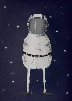 Um estranho no Espaço - Leo Ferreira