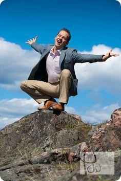 Christoffer Westerlund, valmentaja, näyttelijä, Aivobic-ohjaaja Laughter Yoga, Happy People, Happiness, Bonheur, Being Happy, Happy