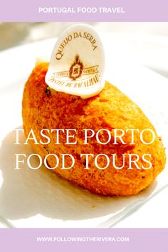 Taste Porto Food Tours. Sample the best #food and #drink of the city with the Taste #Porto Food Tours. #Portugal #Traveltips