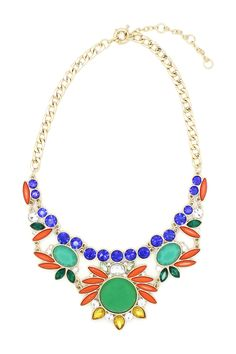 Aztec Flower Necklace by Eye Candy Los Angeles on @HauteLook