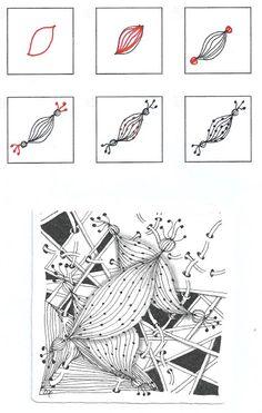 Silkpod~Zentangle