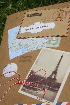 DIY: Travel journal (dutch website)