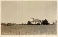 Oppland fylke HOFF KIRKE, Østre-Toten Utg Normann 1918