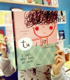 Tu i jo, el conte més bonic del món. Elisenda Roca & Guridi. Combel.