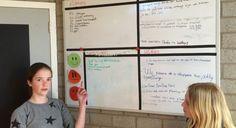 Bordsessies met leerlingen: Voorbeelden uit de praktijk én tips van leerkrachten die in hun klas werken met het bord.