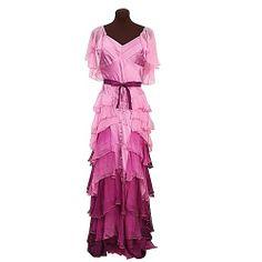 Hermione's Yule Ball dress replica.