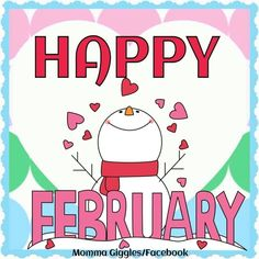 February is the month of love! Everyone celebrate the month with these beautiful pictures of February. We have 20 February images that you will love! Good Morning Friday, Good Morning Happy, Happy Day, February Images, February Quotes, Welcome February, Days In February, February Month, New Month