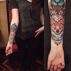 fox+tattoo_