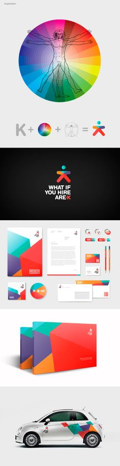 Brand #identity and #webdesign for a consulting company by Dora Klimczyk #design…