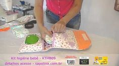 Programa Arte Brasil - 04/03/2015 - Gil Soeiro - Porta Fraldas de Amarrar em Patchwork - YouTube