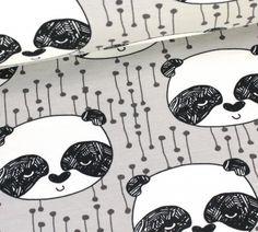 Sweat - Panda - Bär - Grau - Andrea Lauren