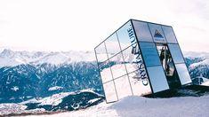 Winterurlaub in Serfaus-Fiss-Ladis Crystal Cube Hotel In Den Bergen, Skiing, Hotels, Travel, Ski Resorts, Ski Holidays, Winter Vacations, Winter Landscape, Ski