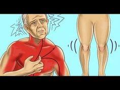 Einen Monat vor einem Herzinfarkt - Ihr Körper wird Sie alarmieren - Hier sind 6 Symptome - YouTube