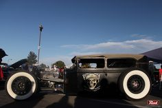 Lost But Not Forgotten With Robert Rodriguez's 1930 Ford Model A
