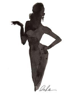 adventures in sumi | Inslee  #illustration pinned with #Bazaart - www.bazaart.me