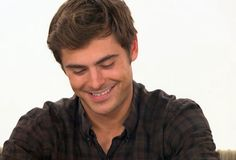 Zac is blushing from all of our love!