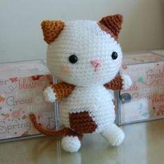Kitten - Amigurumi..free pattern, google translate
