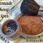 wellnessmama.com a great resource for natural DIY products such as homemade makeup recipes, sunblock, and more!