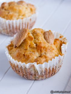 muffin salati al brie - Brie Muffins No Salt Recipes, Cooking Recipes, American Cake, Salty Foods, Muffins, Cupcakes, Antipasto, Appetizers For Party, Brie