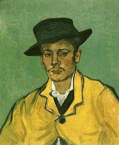 Vincent van Gogh: The Paintings (Portrait of Armand Roulin)