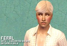 Anto Feral mesh - anto. converted by umi textures - pooklet/furbyq/shockshame…