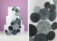 grey pinwheels