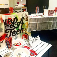 @wearelatech knows there's nothing sweeter than amazing #tech and pixie stix