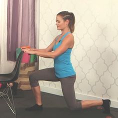Try the Pop Physique Craze With This 10-Minute Leg and Butt Workout! | PopSugar #fitvid #video #fitness